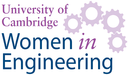 Inspirational Women in Engineering Talk Series logo