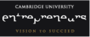 Cambridge University Entrepreneurs (CUE) logo