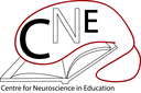 Centre for Neuroscience in Education (CNE) logo