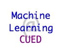 Machine Learning @ CUED logo