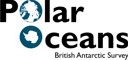 British Antarctic Survey - Polar Oceans seminar series logo