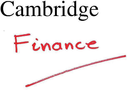 Cambridge Finance Seminar Series logo