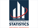 The International Year of Statistics 2013 - Series of Public Lectures logo