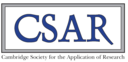 Cambridge Society for the Application of Research (CSAR) logo