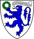 The Old Library, Emmanuel College logo