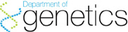 Genetics Department Seminar Series logo