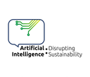 Artificial Intelligence: Disrupting Sustainability Conference  logo