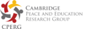 CPERG: Cambridge Peace and Education Research Group logo