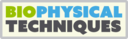 Biophysical Techniques Lecture Series 2019 logo