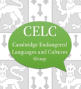Cambridge Endangered Languages and Cultures Group logo