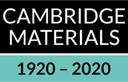 Department of Materials Science and Metallurgy: Centenary celebration events logo