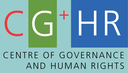 Centre of Governance and Human Rights Events logo