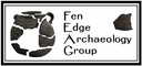 Fen Edge Archaeology Group logo