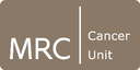 MRC Cancer Unit Annual Lecture logo