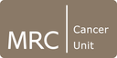 MRC Cancer Unit Seminars logo