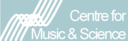 The Centre for Music and Science (CMS) logo