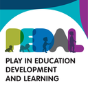 PEDAL - Research Centre for Play in Education, Development & Learning logo