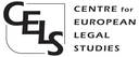 Centre for European Legal Studies List logo