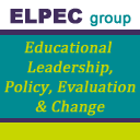 Educational Leadership, Policy, Evaluation and Change (ELPEC) Academic Group logo